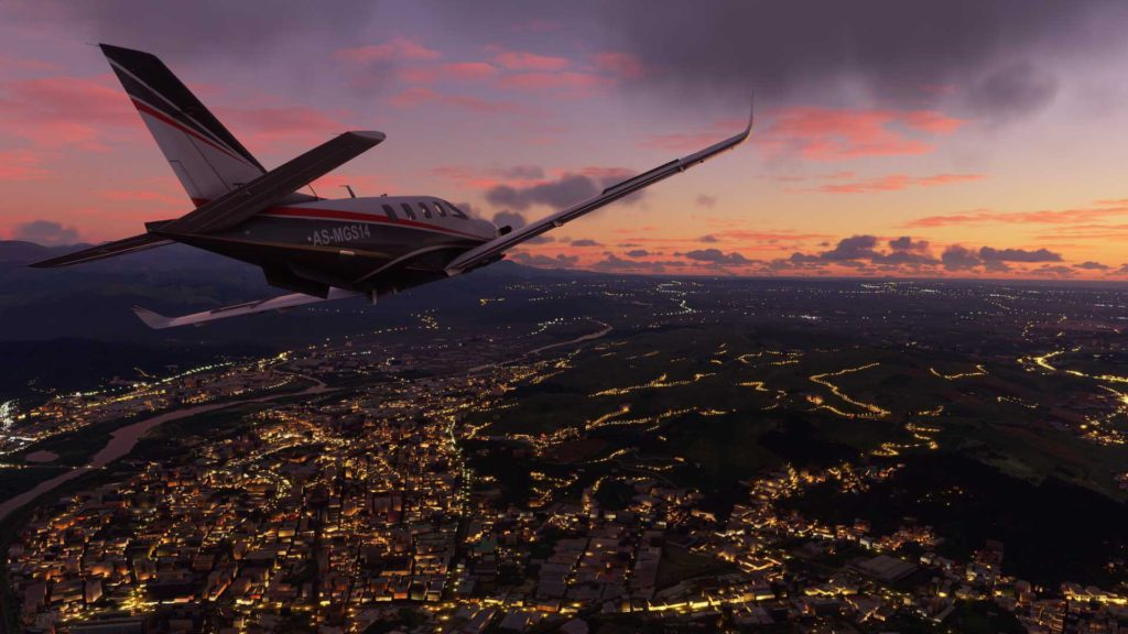 5 places to visit in Microsoft Flight Simulator 2020.